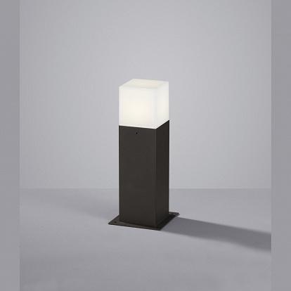 led stehlampe f r draussen quadratisch. Black Bedroom Furniture Sets. Home Design Ideas